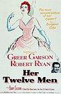 Фільм «Ее двенадцать мужчин» (1954)