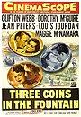Фильм «Три монеты в фонтане» (1954)
