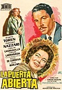 Фільм «Открытая дверь» (1957)