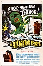 Фільм «Люди-аллигаторы» (1959)