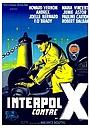Фільм «Interpol contre X (Dossier AST-555)» (1960)