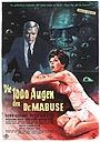 Фільм «1000 глаз доктора Мабузе» (1960)