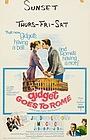 Фільм «Легкомысленные отправляются в Рим» (1963)