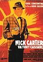 Фільм «Nick Carter va tout casser» (1964)