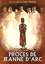 Фільм «Процес Жанни д'Арк» (1962)