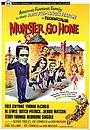 Фильм «Монстры, идите домой» (1966)