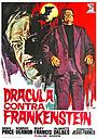 Фильм «Дракула против Франкенштейна» (1972)
