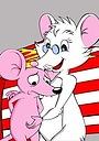 Мультфильм «Monty Mouse» (2014)