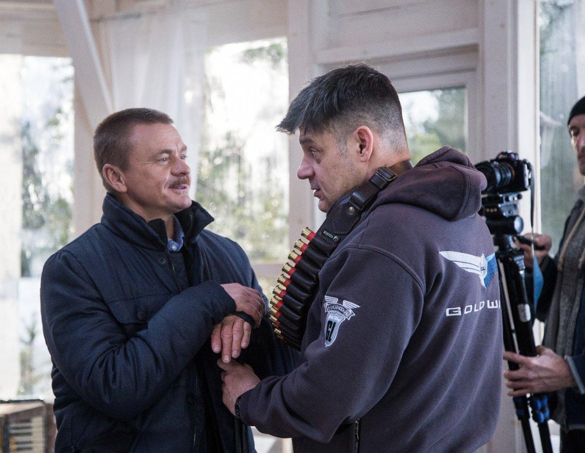 Фільм «Врятуйте Колю!» (2020): Владимир Сычев, Дмитрий Губарев 1192x924