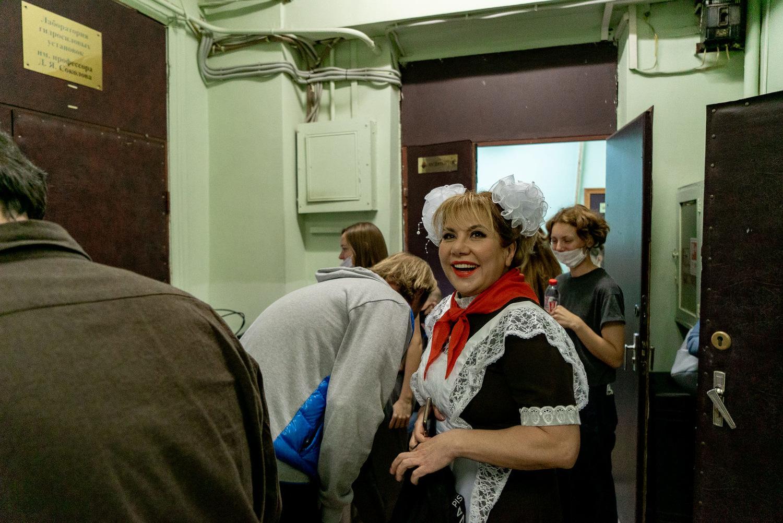 Фильм «Прабабушка легкого поведения: Начало» (2021): Марина Федункив 1500x1002