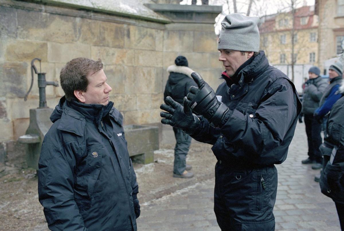 Фильм «Ван Хельсинг» (2004): Боб Дюксе, Стивен Соммерс 1200x806