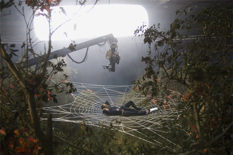 Фільм «Людина-павук 3: Ворог у тiнi» (2007): Кірстен Данст, Тобі Маґвайр 750x498