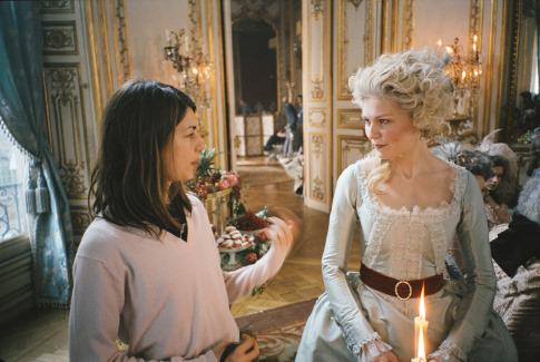 Фільм «Марія-Антуанетта» (2005): Кірстен Данст, Софія Коппола 485x325