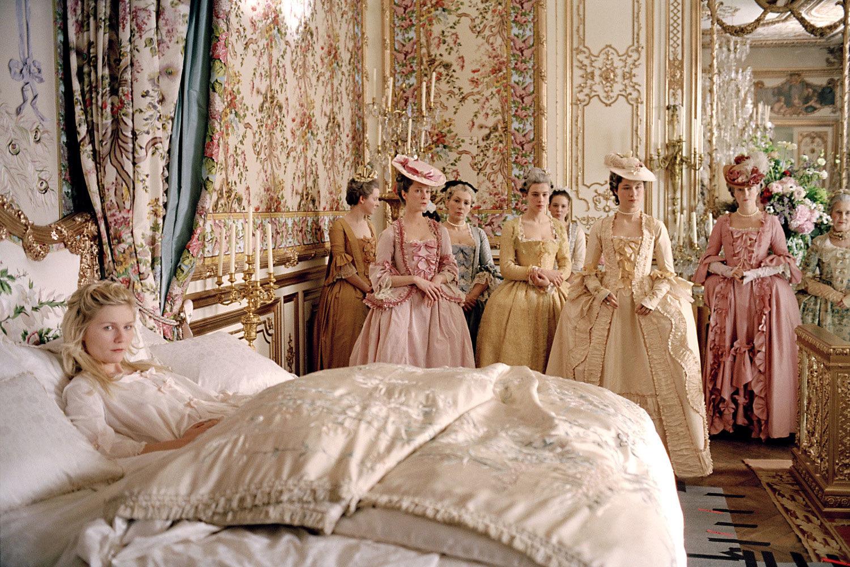 Фільм «Марія-Антуанетта» (2005): Кірстен Данст, Мері Найі 1500x1000
