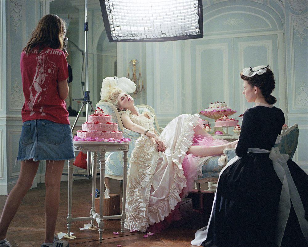 Фільм «Марія-Антуанетта» (2005): Кірстен Данст, Софія Коппола 1000x803