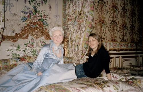 Фільм «Марія-Антуанетта» (2005): Кірстен Данст, Софія Коппола 500x323