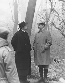 «Пригоди Шерлока Холмса і доктора Ватсона: Скарби Аґри» — кадри