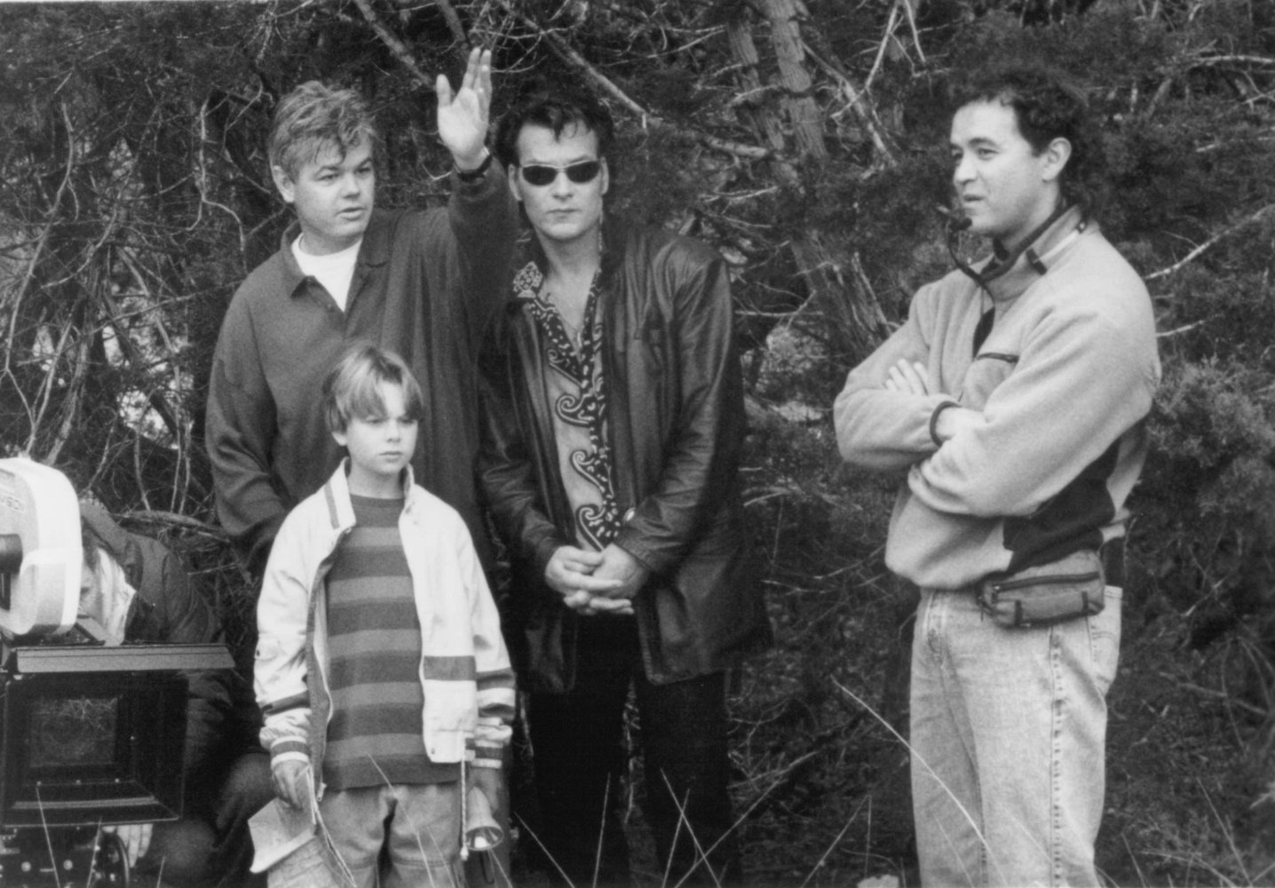 Фільм «Відчайдушний тато» (1993): Даррел Рудт, Брайан Бонсалл, Патрік Свейзі 1436x1000