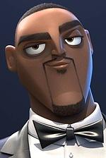 Lance, озвучка, Камуфляж и шпионаж