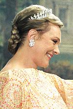 королева Кларисса Ренальди, Дневники принцессы 2: Как стать королевой