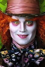 Безумный Шляпник, Аліса в країні чудес
