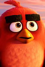 Red, озвучення, Angry Birds у кіно