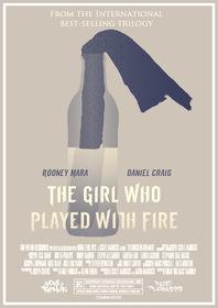 «Девушка, которая играла с огнём» — кадри