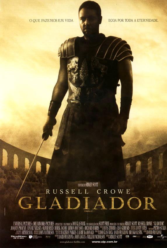 Фильм «Гладиатор» (2000): Рассел Кроу 572x850