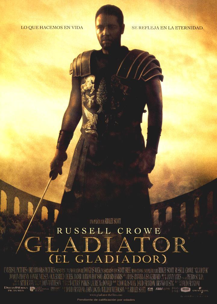 Фильм «Гладиатор» (2000): Рассел Кроу 720x1006