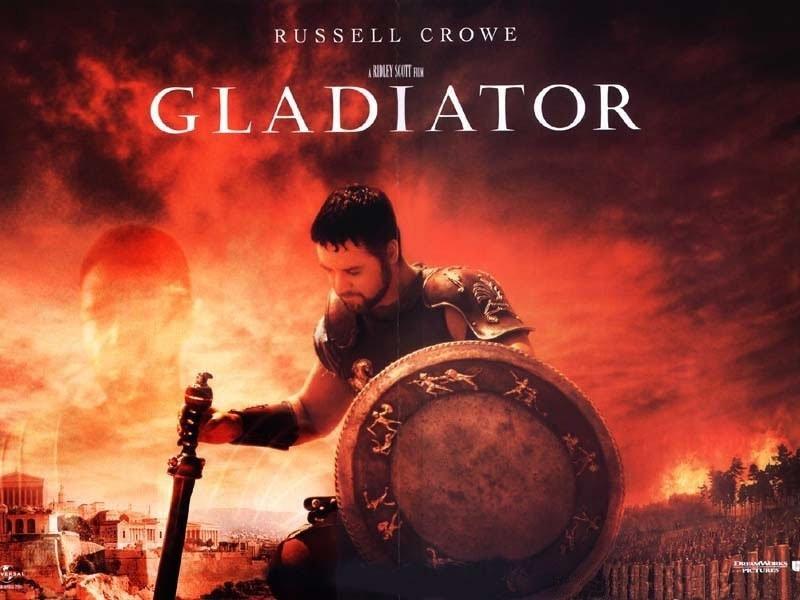 Фильм «Гладиатор» (2000): Рассел Кроу 800x600