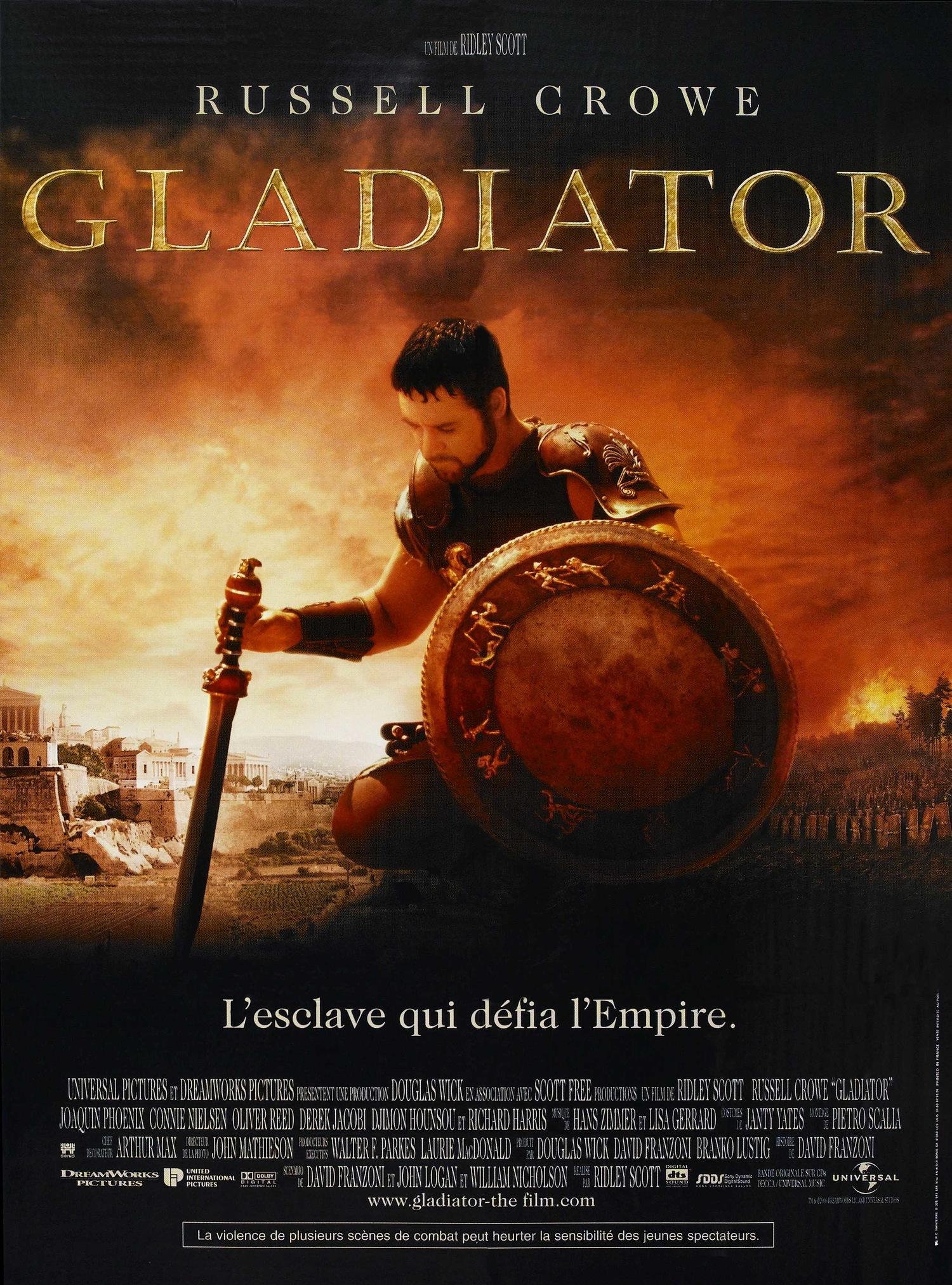 Фильм «Гладиатор» (2000): Рассел Кроу 1500x2025