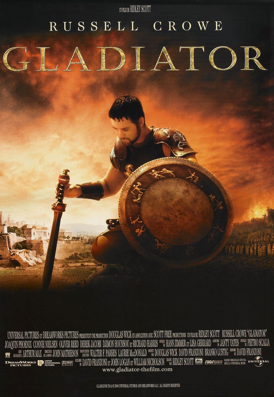 Фильм «Гладиатор» (2000): Рассел Кроу 1034x1500