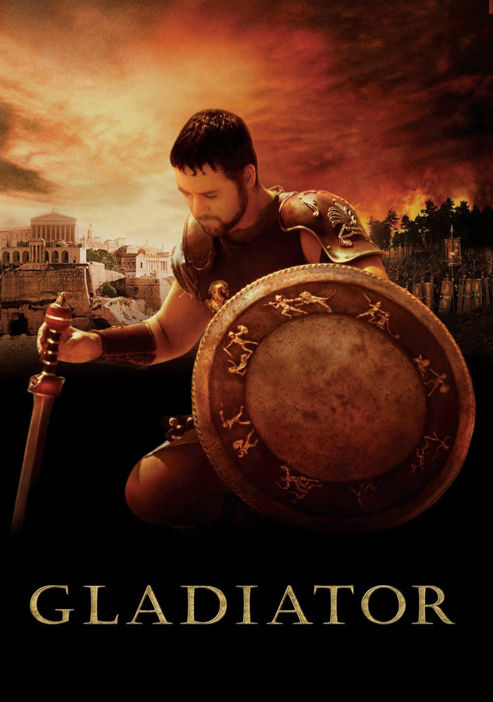 Фильм «Гладиатор» (2000): Рассел Кроу 1001x1424