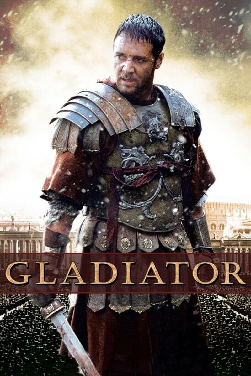 Фильм «Гладиатор» (2000): Рассел Кроу 800x1200