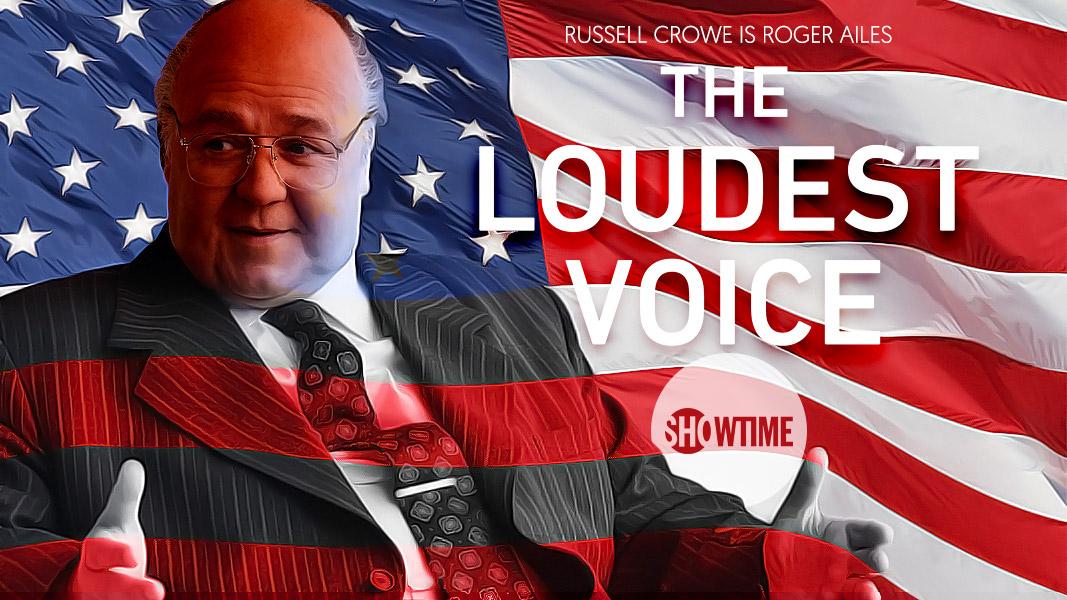 Сериал «Самый громкий голос» (2019): Рассел Кроу 1 сезон 1067x600