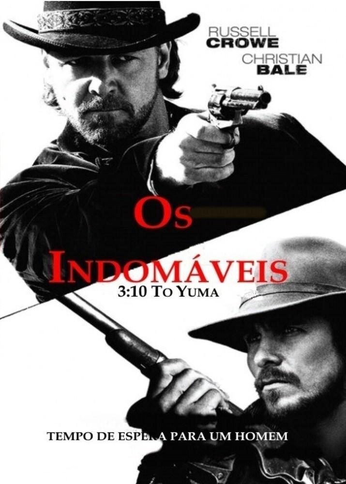 Фильм «Поезд на Юму» (2007): Рассел Кроу, Кристиан Бэйл 715x998