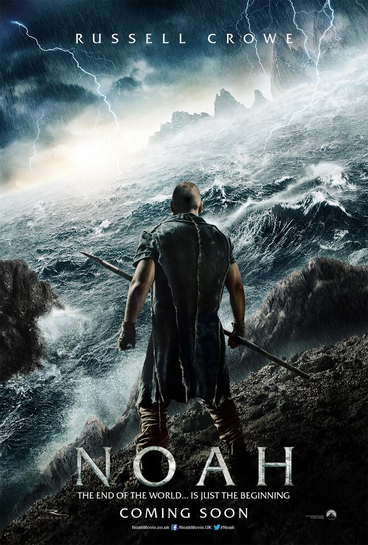 Фильм «Ной» (2014): Рассел Кроу 1013x1500