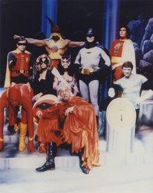«Легенды супергероев» — кадри
