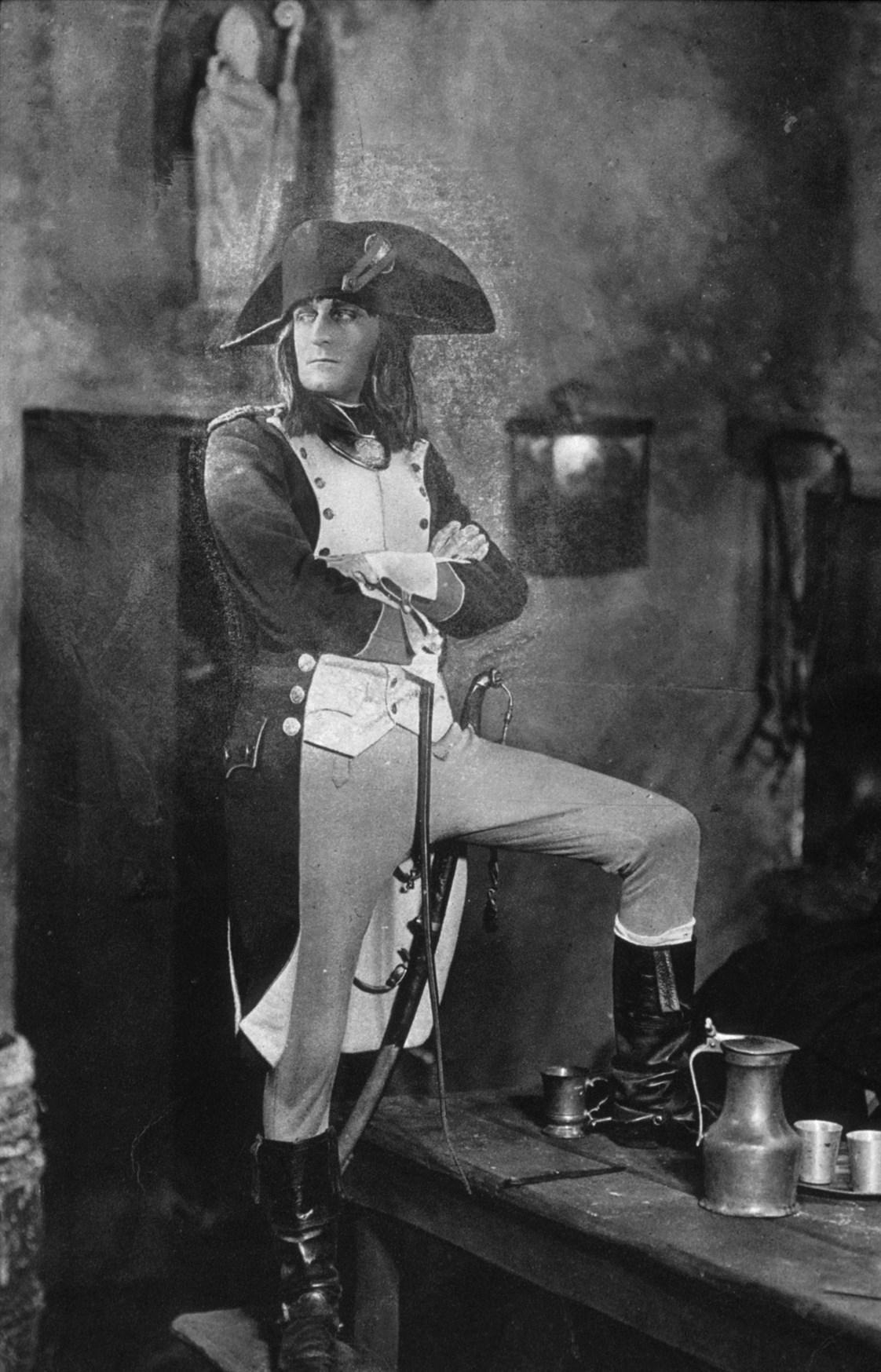 Фильм «Наполеон» (1927): Альберт Дьедонне 1122x1748