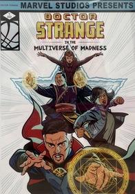 «Доктор Стрэндж: В мультивселенной безумия» — кадры