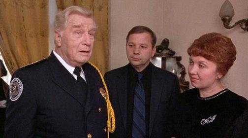 «Полицейская академия 7: Миссия в Москве» — кадры