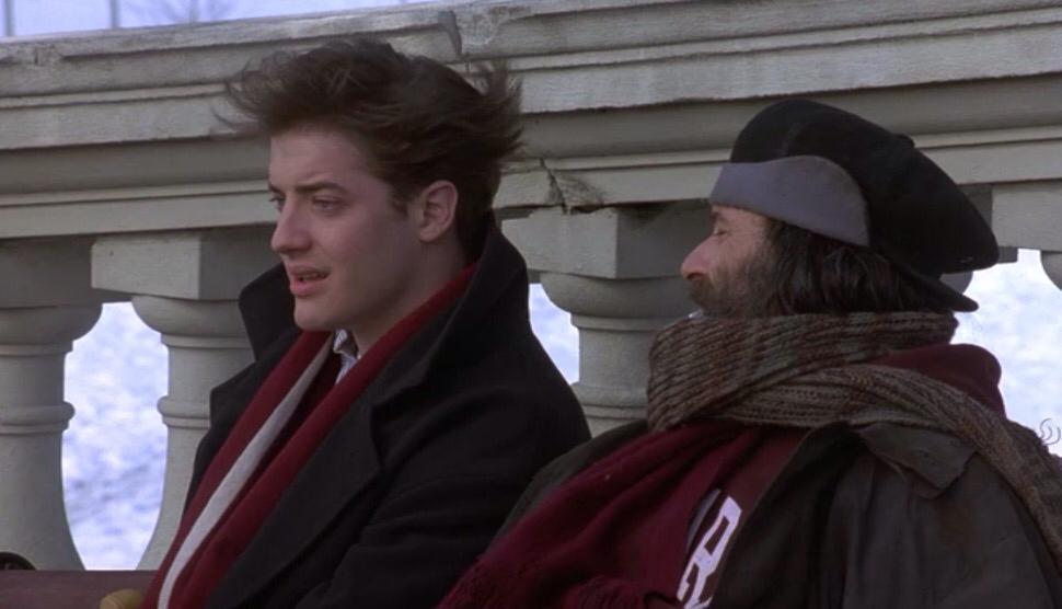 Фільм «З почестями» (1994): Брендан Фрайзер, Джо Пеші 970x556