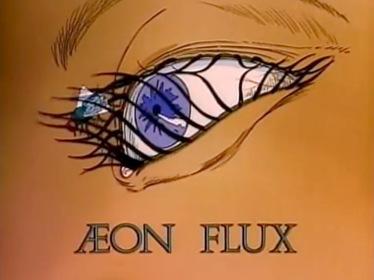 «Эон Флакс» — кадри
