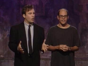 «Господин Шоу с Бобом и Дэвидом» — кадри