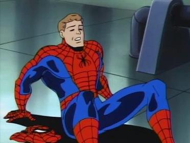 «Людина-павук» — кадри