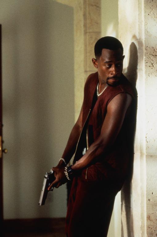 Фильм «Плохие парни» (1995): Мартин Лоуренс 509x768