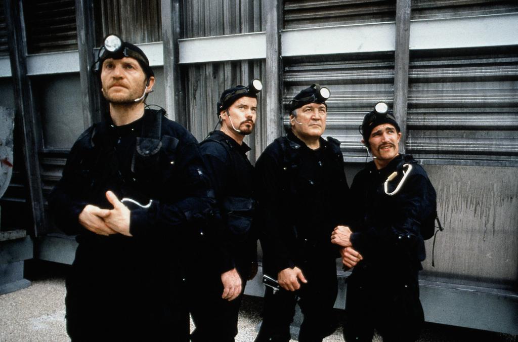 Фильм «Плохие парни» (1995): 1024x676