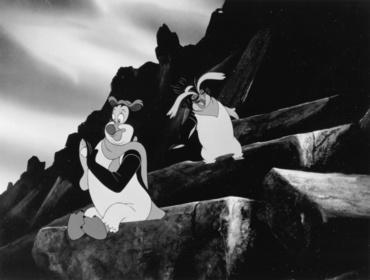 «Хрусталик и пингвин» — кадры