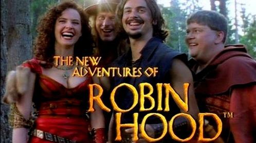 «Новi пригоди Робiна Гуда» — кадри