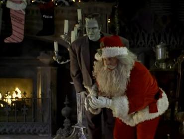 «Кошмарное Рождество семейки Мюнстер» — кадри